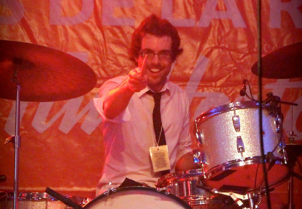 Jonathan Ménard (batterie)