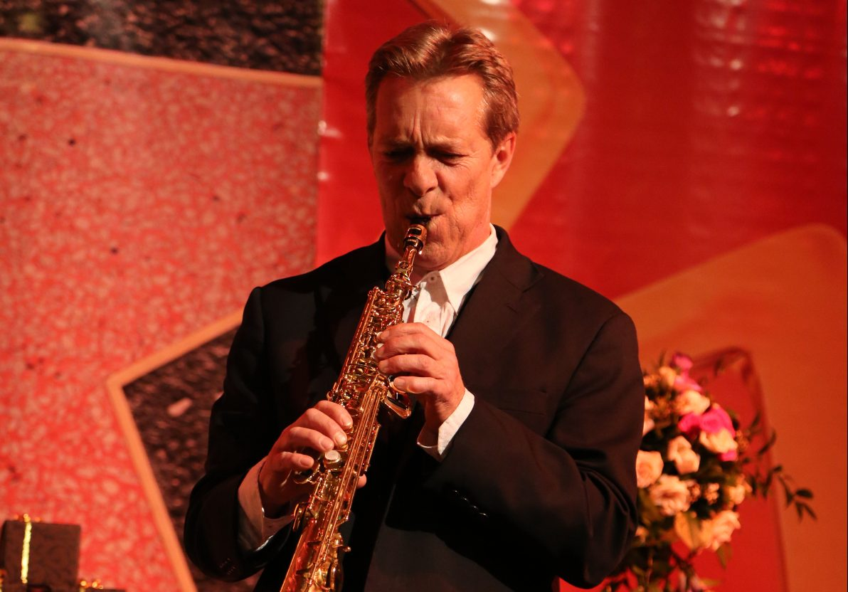 Maurice Préfontaine (sax soprano, alto et ténor et flûte)